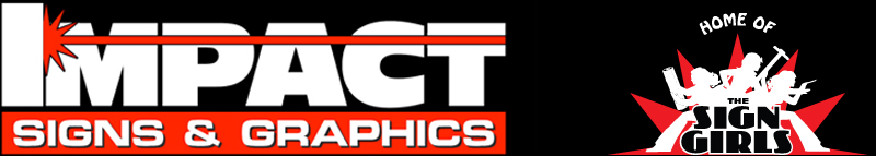 Impact Signs and Graphics Logo